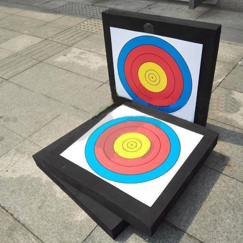Picture of EVA Archery Target 60X60X5cm 23.6inchesX23.6inchesX2inches For Hunting Archery or Target Archery