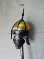 Picture of Ottoman Helmet Handsmithed Medieval Helmet Islamic Turkish Warrior Helmet Game of Thrones Unsullied Helm