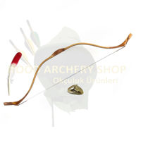 Picture of Traditional Ottoman Groser Base Turkish Horse Archery Bow for Target Archery or Wooden Bow Medieval Recurve Hunting Archery